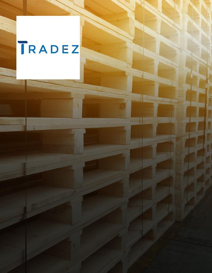 - Marcus, Tradez Pte Ltd