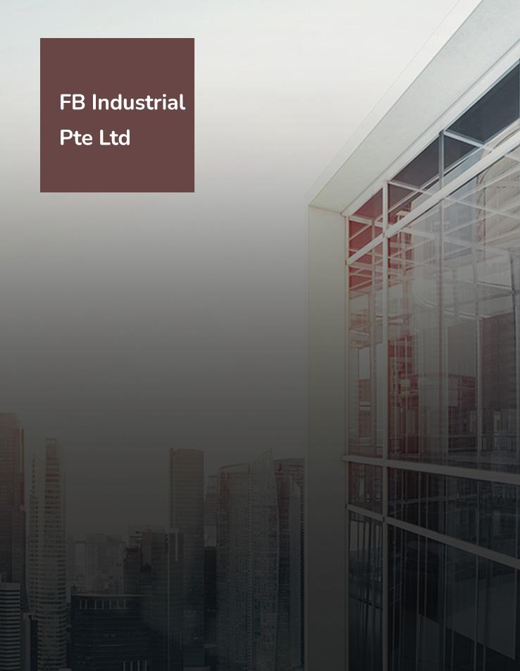 - Fion, FB Industrial Pte Ltd